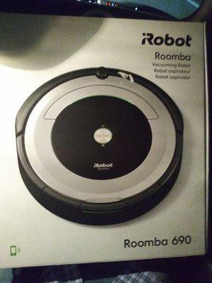 Roomba 690 Robot vacuum for Sale in Newport News, VA