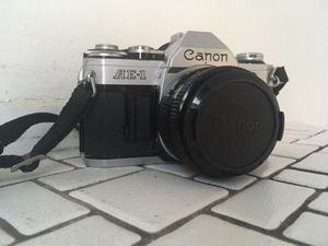 Vintage Canon AE-1 50MM Lens. Japan for Sale in New York, NY