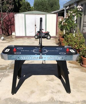Air hockey table for trade for Sale in Baldwin Park, CA
