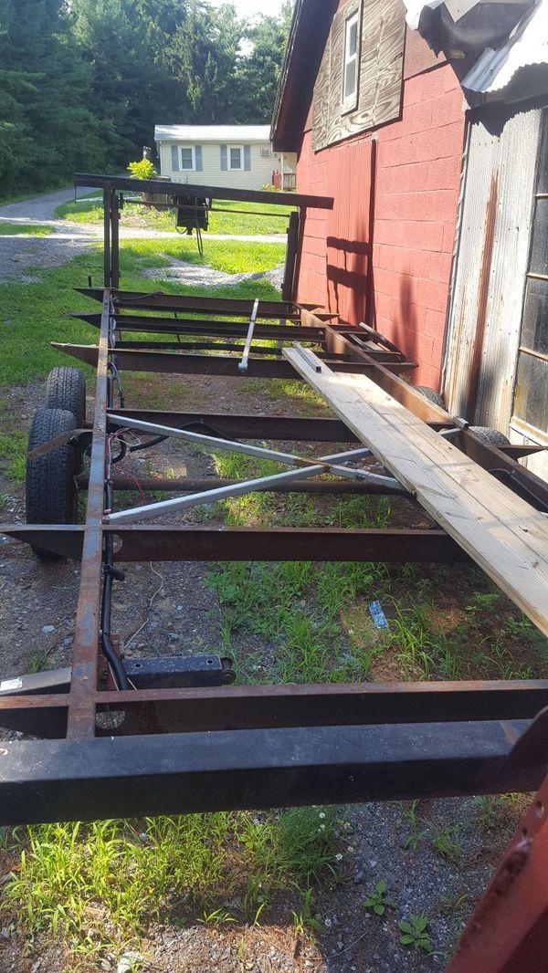 26 Ft Fifth Wheel trailer