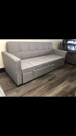 🔥New! MOVING-special-2adult sofa bed sleeper /lounger / sleeper for Sale in San Diego,  CA