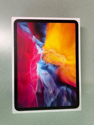 "Apple iPad Pro 4th newest gen. 11"" 256gb WiFi New for Sale in Federal Way, WA"