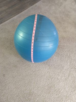 Exercise gym ball for Sale in Los Angeles, CA