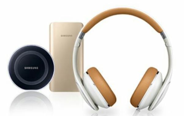 *New In Box* Samsung Level One Bundle ( $300 Retail)Listen,Talk, Charge on the go & More