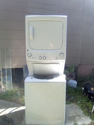 Kenmore Washer Dryer set for Sale in Jacksonville, FL
