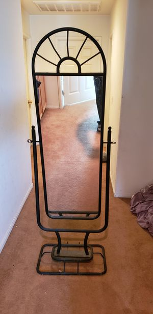Floor mirror for sale for Sale in Victorville, CA