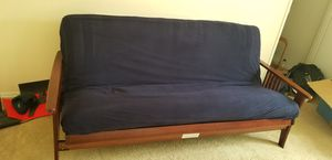 MOVE OUT SALE - wooden sofa come bed. for Sale for sale  Denville, NJ