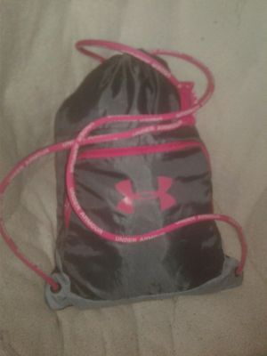 $20 Under armour drawstring bag for Sale in Minneapolis, MN