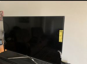 Samsung TV 50 inch including remote control for Sale in Woodbridge Township, NJ