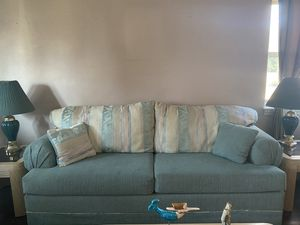 Couch for sale !! $150 but price is negotiable. I'm moving and buying new furniture ! for Sale in Norfolk, VA