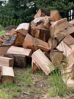 Seasoned Douglas fir fire-wood for Sale in Beavercreek, OR