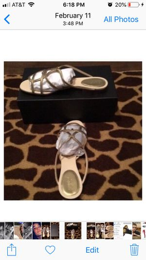 GUCCI 7B SANDALS for Sale in Conway, AR