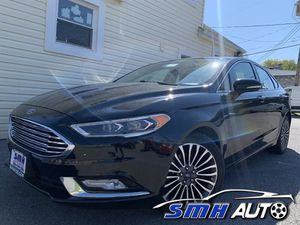 2017 Ford Fusion SE for Sale in Frederick, MD