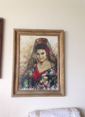 Italian original paint By ( Elio Giannicini ) for Sale in Crofton, MD
