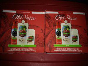 Old Spice Fiji Men's Shower Gift Set for Sale in Houston, TX