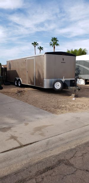 2009 24'ft inclosed car hauler for Sale in Phoenix, AZ