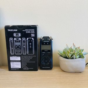Tascam dr-05 Field Recorder for Sale in Long Beach, CA