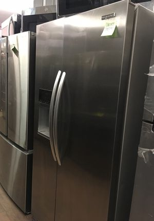 Kitchen Aid Side By Side Fridge for Sale in Huntington Park, CA