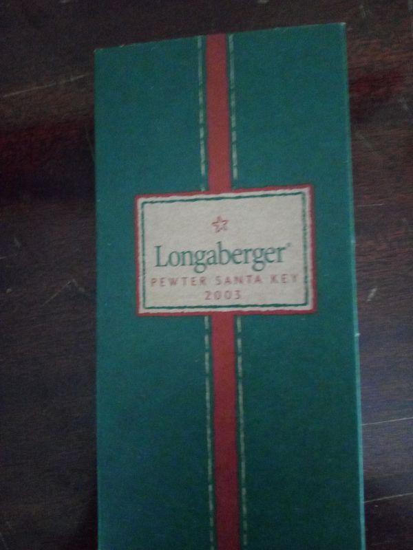 Longaberger key