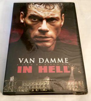 In Hell. VAN DAMME for Sale in Olympia, WA