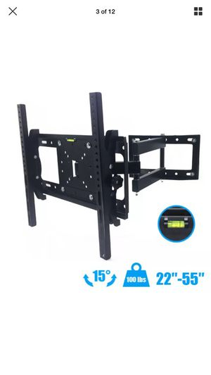 Full motion tv mounts for sale for Sale in Alexandria, VA