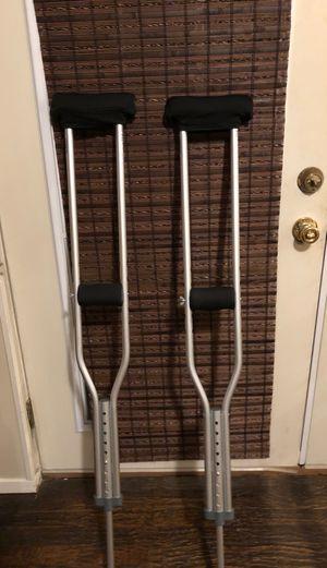 Crutches for Sale in Dallas, TX