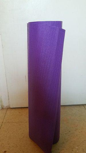 Purple Yoga Mat for Sale in Palm Beach, FL