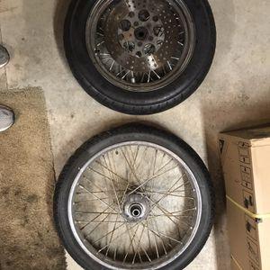 Wire Wheels for Sale in Tacoma, WA