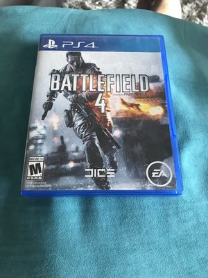 Battlefield 4 - PS4 for Sale in Payson, AZ