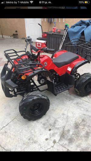 Quad, 125cc 2020 for Sale in Los Angeles, CA