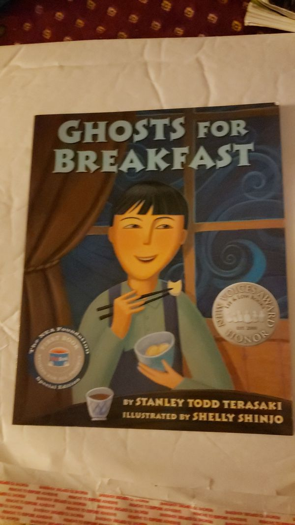 Ghosts For Breakfast By Stanley Todd Terasaki