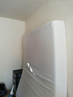Free memory foam mattress for Sale in Belmont, CA