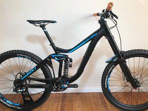 Giant Glory 0 27.5 DT Swiss wheels , New Tires, Downhill bike mtb, Sram XO, Boxxer Retail: $6,600 for Sale in El Segundo, CA