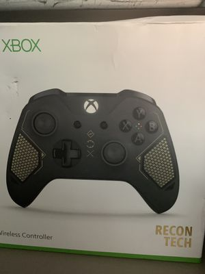 Recon Tech Xbox One Controller for Sale in Bellflower, CA