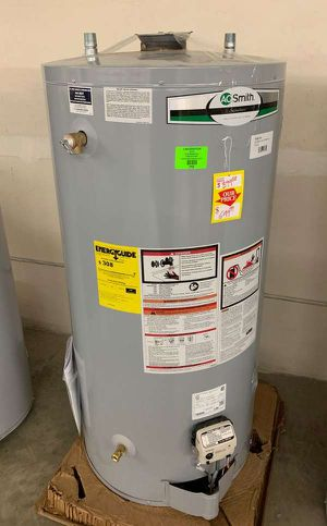 NEW AO SMITH WATER HEATER WITH WARRANTY Q6D for Sale in Saginaw, TX