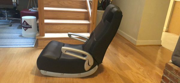 $40 - X-Rocker Gaming Chair with Speakers- ONLY ONE AVAILABLE