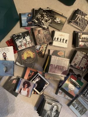 Hundreds of CDs for Sale in Cornelius, NC