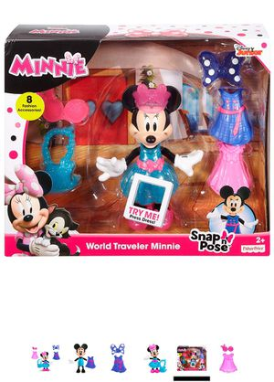 Disney's Minnie Mouse: World Traveler Minnie by Fisher-Price for Sale in Coral Gables, FL