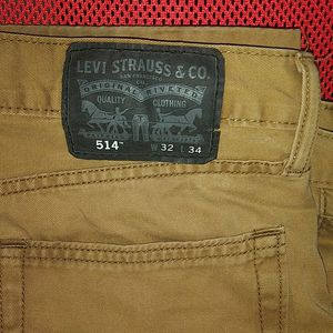 514 Tan Levi's for Sale in Victorville, CA