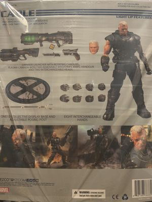 Mezco One:12 X-Men Cable Action Figure for Sale in Clovis, CA
