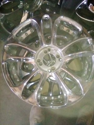 """17""""RIMS Set of 4 for Sale in Victorville, CA"""
