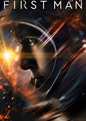 First Man - Vudu HDX Movie for Sale in Irwindale, CA