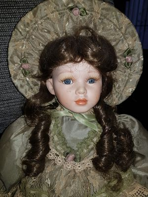 antique dolls (porcelain) for Sale in Stockton, CA