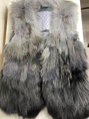Fox fur vest for Sale in Arlington, VA