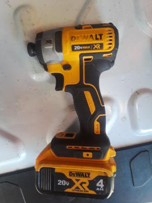Dewalt impact drill for Sale in Pittsburg, CA