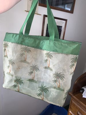 Palm tree beach bag for Sale in Eugene, OR