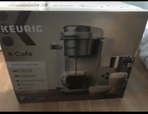 Brand new Keurig Coffee machine (includes milk frother) in stores with tax it's $300. I'm selling for $220 for Sale in Castro Valley, CA