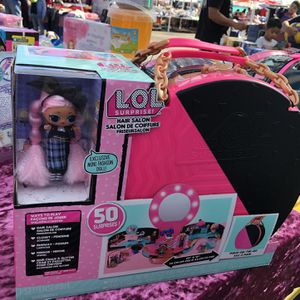 Lol Surprise Hair Salon for Sale in Bloomington, CA