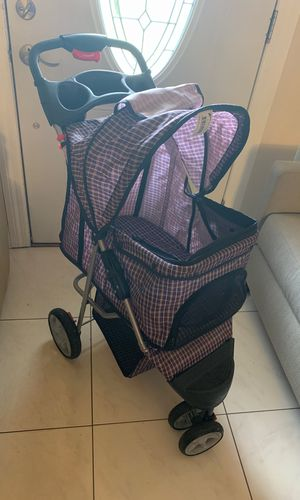 Doggie stroller for Sale in Tampa, FL