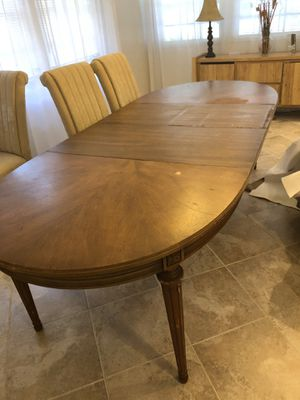 Hendredon formal dining table - East Fort Lauderdale FL for Sale in Oakland Park, FL